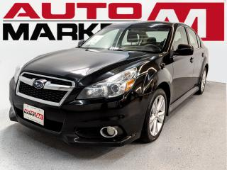 Used 2014 Subaru Legacy CERTIFIED,Heated Seats, WE APPROVE ALL CREDIT for sale in Guelph, ON