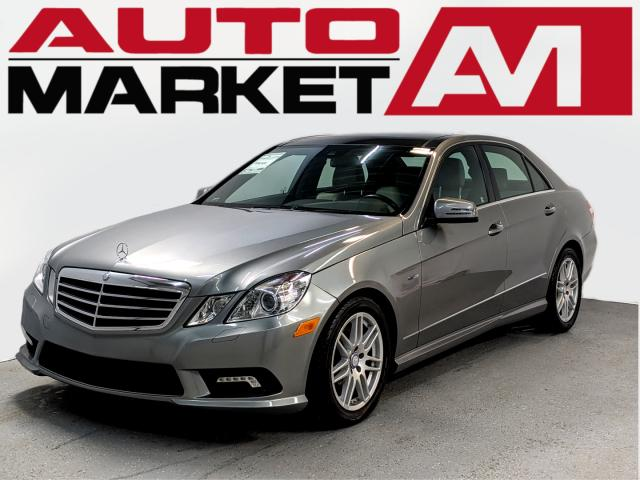 2011 Mercedes-Benz E-Class E350 BlueTEC CERTIFIED,Diesel,Leather,WE APPROVE ALL CREDIT
