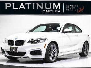 Used 2016 BMW 2-Series 228i xDrive, M-SPORT, NAV, PREMIUM PKG for sale in Toronto, ON