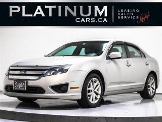 Used 2010 Ford Fusion SEL, AUTOMATIC, LOCAL ONTARIO, CLEAN CARFAX for sale in Toronto, ON