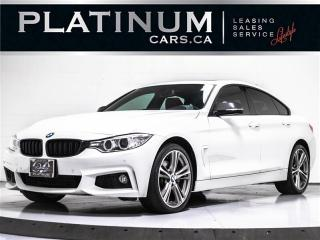 Used 2016 BMW 4 Series 428i xDrive Gran Coupe, M-SPORT, NAV, PREMIUM PKG for sale in Toronto, ON
