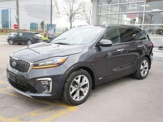 Used 2019 Kia Sorento SX V6 7-Seater/Demo/Leather/Nav/Sunroof/Camera/Blind Spot/Demo Clear out price for sale in Mississauga, ON