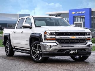Used 2016 Chevrolet Silverado 1500 LT for sale in Markham, ON