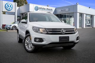 Used 2016 Volkswagen Tiguan Special Edition <b>*SUNROOF* *HEATED SEATS* *BACK UP CAM*  *KEYLESS ENTRY*<b> for sale in Surrey, BC