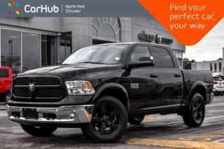 Used 2017 RAM 1500 OUTDOORSMAN for sale in Thornhill, ON