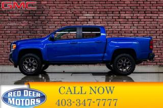 Used 2018 GMC Canyon 4x4 Crew Cab SLE BCam Level Kit Wheels for sale in Red Deer, AB