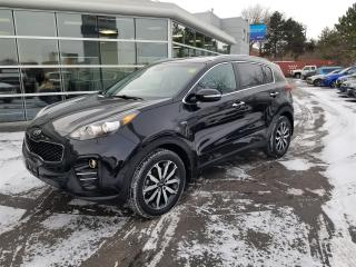 Used 2017 Kia Sportage 1OWNER, NO ACCIDENTS, APPLE/ANDROID, HEATED SEATS, BLUETOOTH for sale in Burlington, ON
