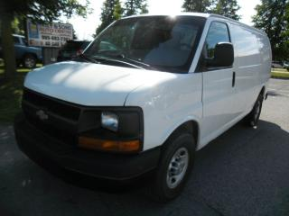 """Used 2011 Chevrolet Express """"Holy COW"""" like NEW van LOW price+FREE 6M warranty for sale in Ajax, ON"""