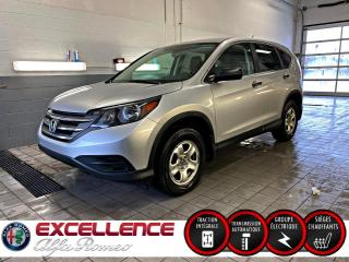 Used 2012 Honda CR-V LX AWD*BANC CHAUFFANT/AUTOMATIQUE/CAMERA for sale in Laval, QC