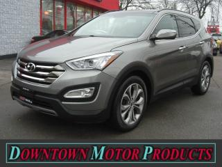 Used 2014 Hyundai Santa Fe Sport Limited AWD for sale in London, ON