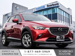 Used 2019 Mazda CX-3 GS|FREE 4 NEW WINTER TIRES|NO ACCIDENT|1 OWNER for sale in Scarborough, ON