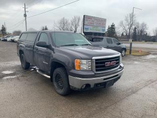 Used 2010 GMC Sierra 1500 WT for sale in Komoka, ON