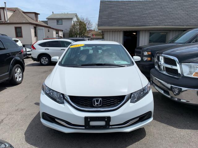 2015 Honda Civic LX **Heated Seats & rear view Camera***