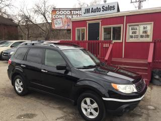 Used 2010 Subaru Forester X Touring for sale in Toronto, ON