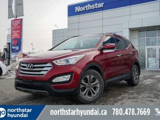 Used 2016 Hyundai Santa Fe Sport LUXURY AWD/SUNROOF/LEATHER/HEATEDSEATS for sale in Edmonton, AB