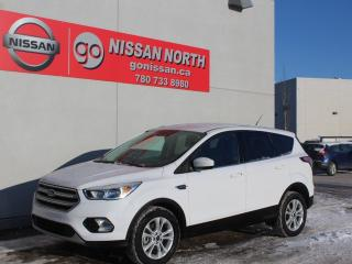 Used 2017 Ford Escape SE/AWD/HEATED SEATS/BACKUP CAM for sale in Edmonton, AB