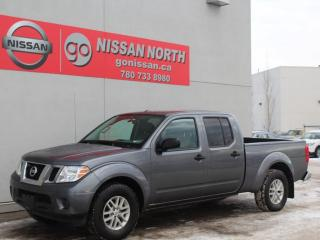 Used 2017 Nissan Frontier SV/4X4/CREW CAB/AUX INPUT for sale in Edmonton, AB