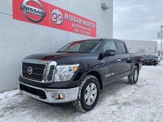 Used 2018 Nissan Titan for sale in Edmonton, AB