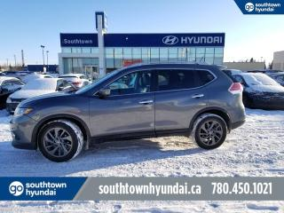 Used 2016 Nissan Rogue SL/AWD/HEATED SEATS/BLINDSPOT/PRE COLLISION for sale in Edmonton, AB