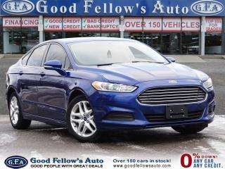 Used 2014 Ford Fusion SE MODEL, POWER ESATS, BLUETOOTH, ALLOY RIMS for sale in Toronto, ON