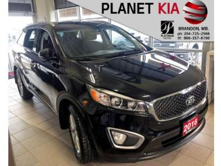 Used 2016 Kia Sorento 2.0L Turbo LX+ - Bluetooth for sale in Brandon, MB