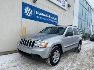 Used 2008 Jeep Grand Cherokee LAREDO 4WD for sale in Edmonton, AB
