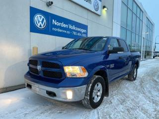 Used 2016 RAM 1500 OUTDOORSMAN CREW CAB 4X4 for sale in Edmonton, AB