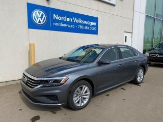 New 2020 Volkswagen Passat HIGHLINE for sale in Edmonton, AB