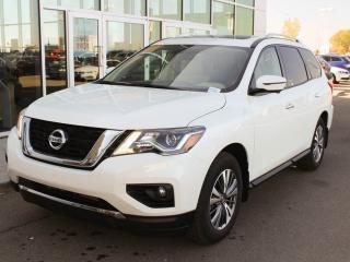 New 2020 Nissan Pathfinder SL BACK UP CAMERA HEATED SEATS BLUETOOTH LEATHER SEATS for sale in Edmonton, AB