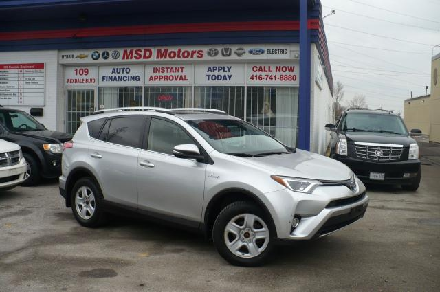 2016 Toyota RAV4 XLE  ONE OWNER