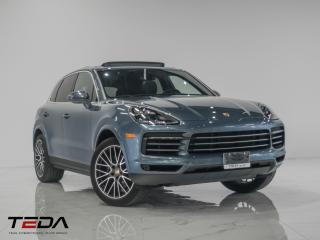 Used 2019 Porsche Cayenne Base for sale in North York, ON