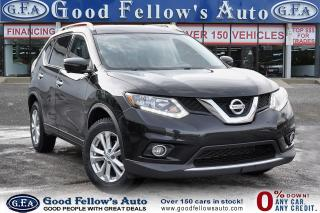 Used 2016 Nissan Rogue SV MODEL, AWD, PAN ROOF, 360 DEGREE CAMERA, NAVI for sale in Toronto, ON
