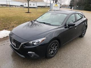 Used 2015 Mazda MAZDA3 GS for sale in Cambridge, ON