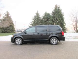 Used 2011 Dodge Grand Caravan SXT- Full Stow N Go for sale in Thornton, ON