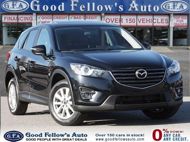 2016 Mazda CX-5 GT MODEL, 4CYL 2.5L, AWD, REARVIEW CAMERA, NAVI