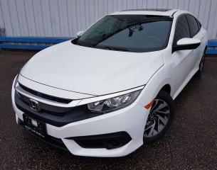 Used 2016 Honda Civic EX *SUNROOF* for sale in Kitchener, ON
