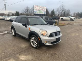 Used 2013 MINI Cooper Countryman for sale in Komoka, ON