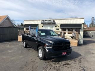 Used 2015 RAM 1500 ST for sale in Sutton, ON