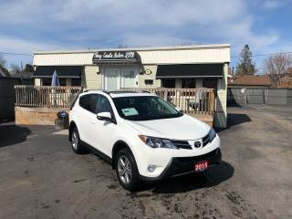 Used 2015 Toyota RAV4 XLE for sale in Sutton, ON