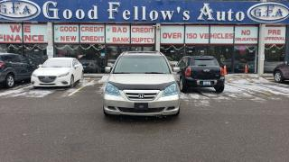 Used 2007 Honda Odyssey EX-L MODEL, SUNROOF, 3.5L 6CYL, 8 PASS, CRIZE for sale in Toronto, ON