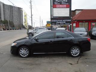 Used 2012 Toyota Camry LE/ NO ACCIDENT / CLEAN / ALLOYS / GPS / MINT for sale in Scarborough, ON