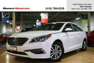 Used 2015 Hyundai Sonata GL - BACKUPCAM|HEATED SEATS|BLUETOOTH|ALLOYS for sale in North York, ON