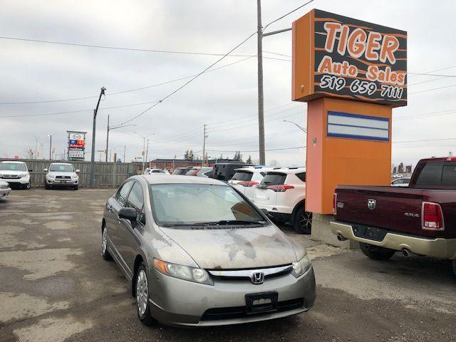2006 Honda Civic DX-G**ONLY 82KMS**4 DOOR**AS IS SPECIAL