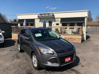 Used 2014 Ford Escape SE for sale in Sutton, ON