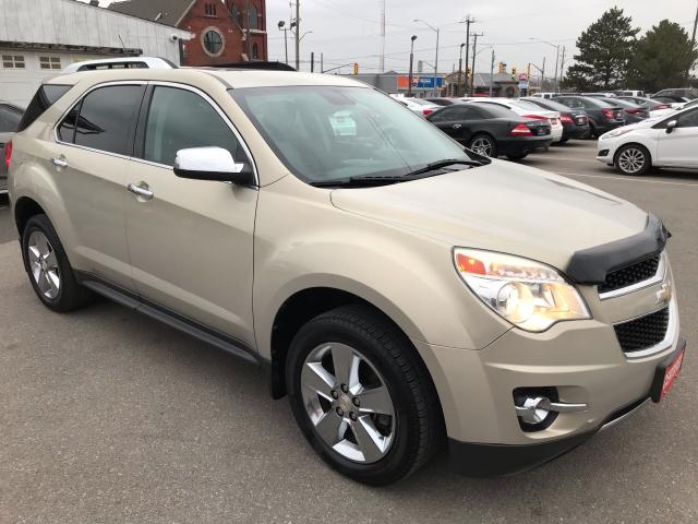 2012 Chevrolet Equinox LTZ ** NAV, AUTOSTART , BACKP CAM, HT LEATH **