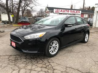 Used 2015 Ford Focus Comes Certified/Automatic/WinterTires/BT/Bckup Cam for sale in Scarborough, ON