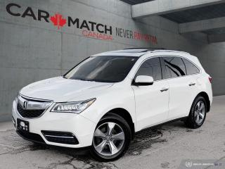 Used 2014 Acura MDX NO ACCIDENTS / LEATHER / ROOF for sale in Cambridge, ON