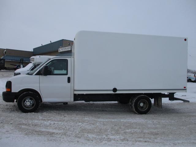 2013 Chevrolet Express Cube Van