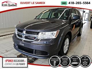 Used 2016 Dodge Journey CVP* SE PLUS* CAMERA* BIZONE* for sale in Québec, QC