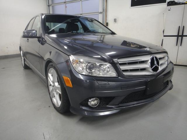 2010 Mercedes-Benz C-Class C 300,NO ACCIDENT,4 MATIC,SUN ROOF